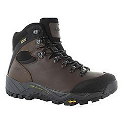 Hi Tec - Dark chocolate altitude pro rgs wp boots