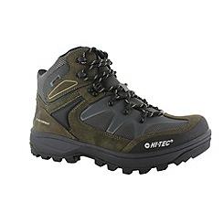 Hi Tec - Olive/charcoal/steel altitude ultra i wp boots