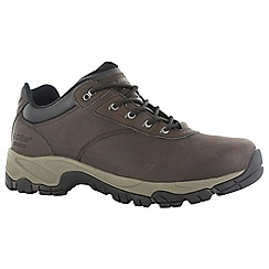 Hi Tec - Dark chocolate altitude v i wp shoes
