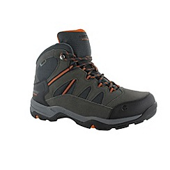 Hi Tec - Charcoal/graphite bandera ii low wp shoes