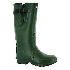 Hi Tec - Green neo wellington boots