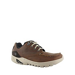Hi Tec - Chocolate hi-tec tenby shoe