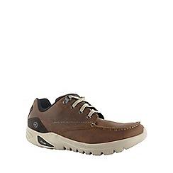 Hi Tec - Chocolate hi-tec tenby shoe
