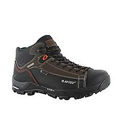 Hi Tec - Chocolate hi-tec trail ox chukka i wp boots