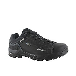 Hi Tec - Black hi-tec trail ox low i wp shoes