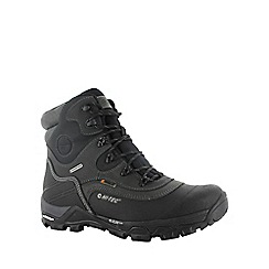 Hi Tec - Black hi-tec trail ox winter boots