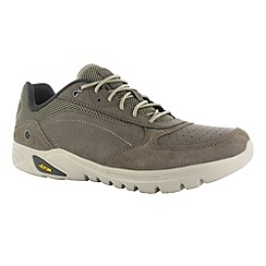 Hi Tec - Olive/stone v-lite walk-lite wallen shoes