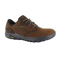 Hi Tec - Dark chocolate v-lite walk-lite witton wp shoes