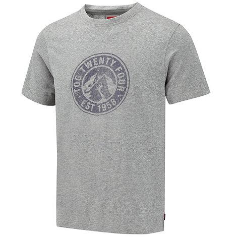 Tog 24 - Grey Marl Hudson T-Shirt