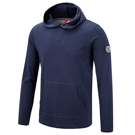 Tog 24 - Dark midnight hudson hooded t-shirt