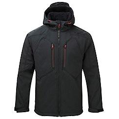 Tog 24 - Black hydra tcz softshell jacket