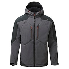 Tog 24 - Jet/black hydra tcz softshell jacket