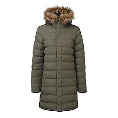 Tog 24 - Dark khaki Ilkley TCZ thermal jacket