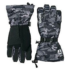 Tog 24 - Black camo index milatex gloves