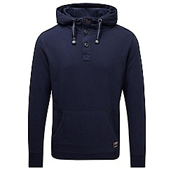 Tog 24 - Dark midnight isaac deluxe button hoody