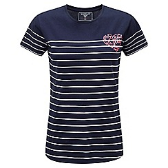 Tog 24 - White stripe ivy deluxe t-shirt wild