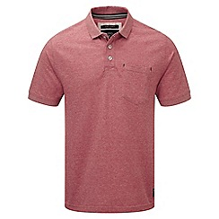 Tog 24 - Rio red marl jepson polo shirt