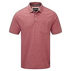 Tog 24 - Rio red marl jepson polo shirt