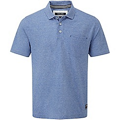 Tog 24 - New blue marl jepson polo shirt