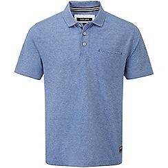 Tog 24 - New blue marl jepson polo shirt