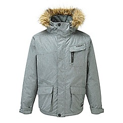 Tog 24 - Grey marl journey milatex parka jacket
