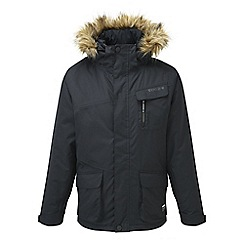 Tog 24 - Black journey milatex parka jacket