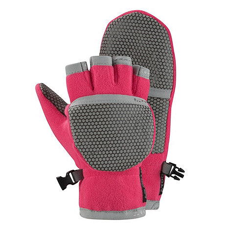 Tog 24 - Pink Jump Adults Polartec Gloves