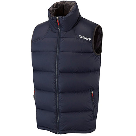 Tog 24 - Midnight k2 down gilet