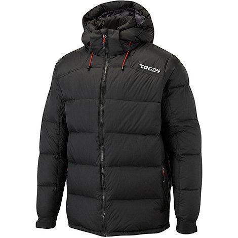 Tog 24 - Black k2 down jacket
