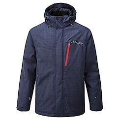 Tog 24 - Mood blue marl kaprun milatex ski jacket