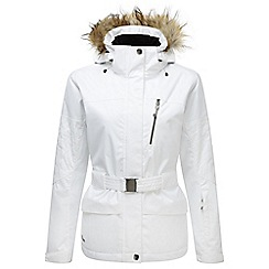 Tog 24 - White kato milatex ski jacket