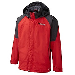 Tog 24 - Bright red/storm keld cocona jacket