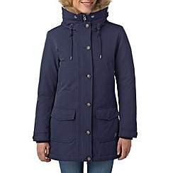 Tog 24 - Navy kelso milatex/down parka jacket