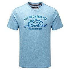 Tog 24 - Blue haze marl kilter t-shirt life print