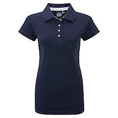 Tog 24 - Dark midnight kima polo shirt