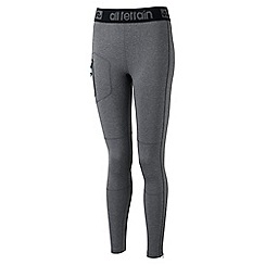 Tog 24 - Grey marl kinetic tcz stretch training leggings