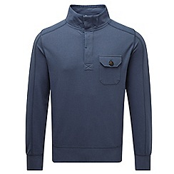 Tog 24 - French navy kirt deluxe button neck