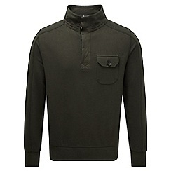 Tog 24 - Basalt kirt deluxe button neck