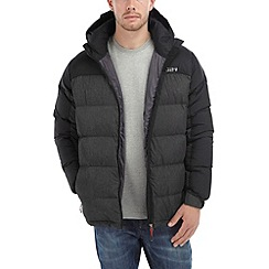 Tog 24 - Black marl/black lapaz down jacket