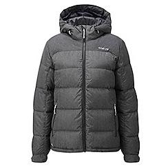 Tog 24 - Black marl lapaz down jacket