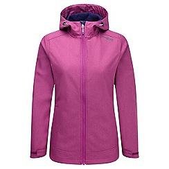 Tog 24 - Berry marl lara tcz softshell jacket