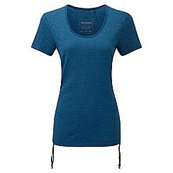 Tog 24 - Turquoise lithe stripe t-shirt