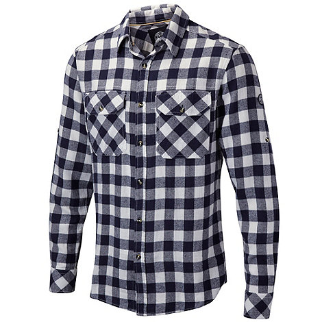 Tog 24 - Dark midnight lumber cotton shirt