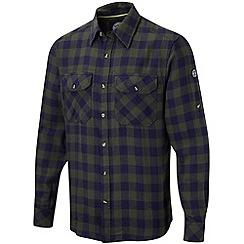 Tog 24 - Dark green lumber cotton shirt