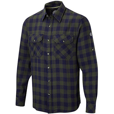 Tog 24 - Dark green lumber cotton shirt