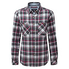 Tog 24 - Grey check madeline shirt