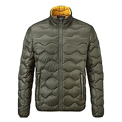Tog 24 - Dark olive maine down jacket