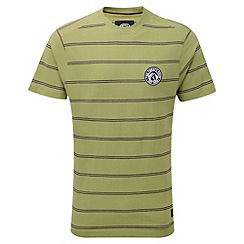 Tog 24 - Light khaki mars stripe t-shirt