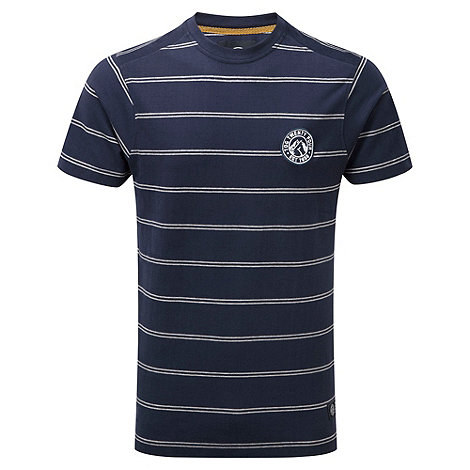 Tog 24 - Dark midnight mars stripe t-shirt