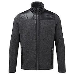 Tog 24 - Dark grey marl mega tcz wool fleece jacket